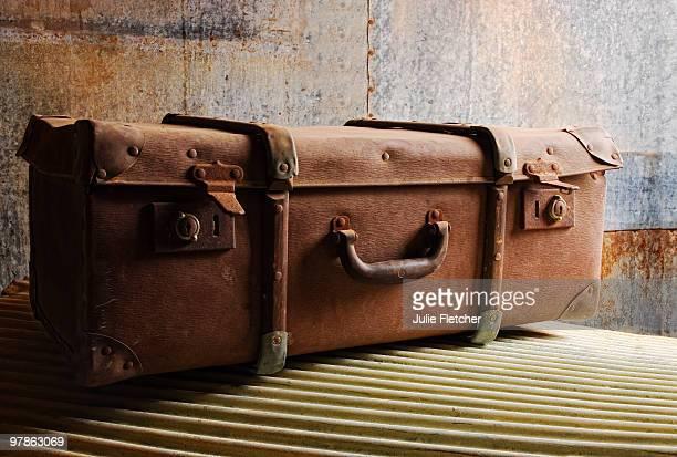 Old Suitcase Gwalia