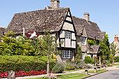 Old Swan Inn, Minster Lovell, Oxfordshire, UK