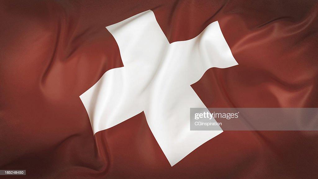 Old Swiss Flag
