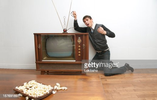 Old television antenna problems