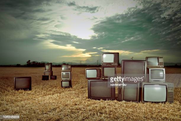 Old Televisions Field