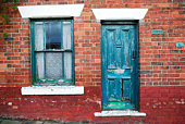 Old Terraced House.