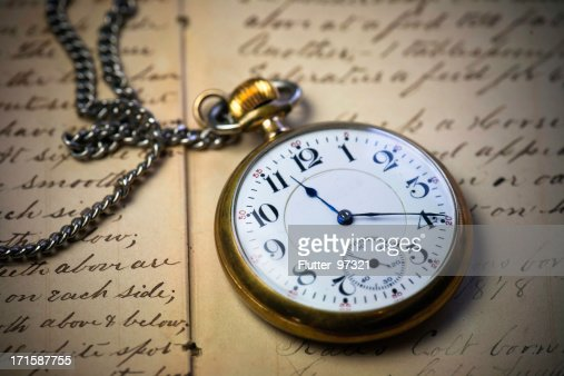 Old Time Keeper