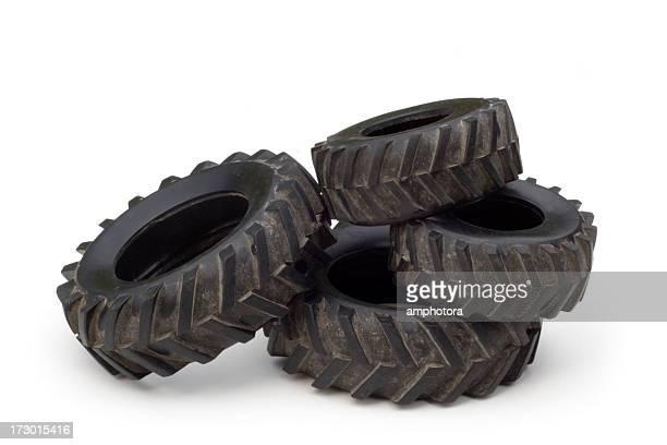 Vieux pneus