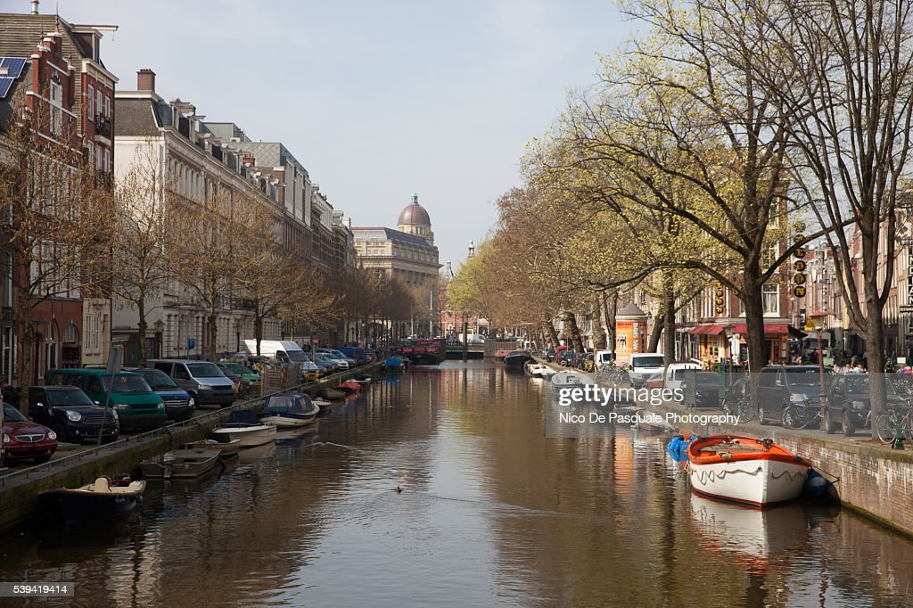 Old Town Amsterdam