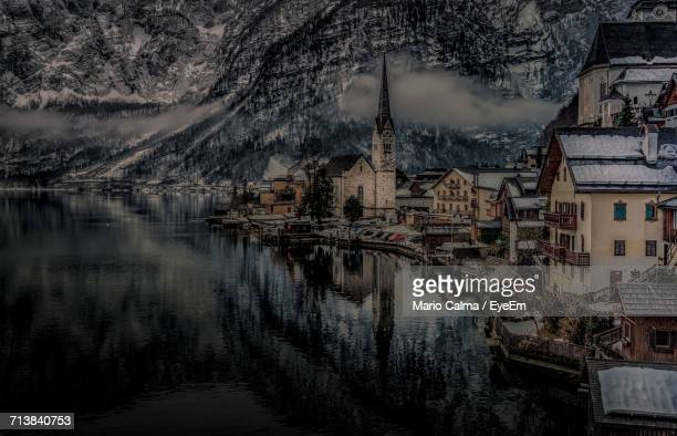 Old Town In Austria