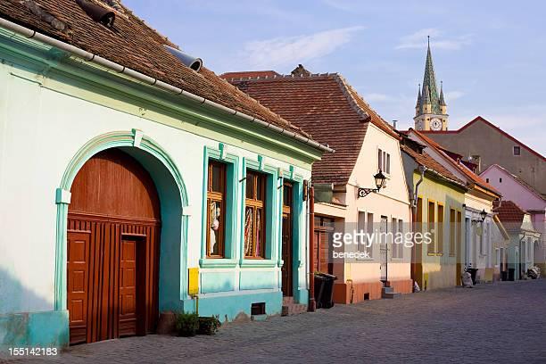 Old Town MediasTransylvania Romania