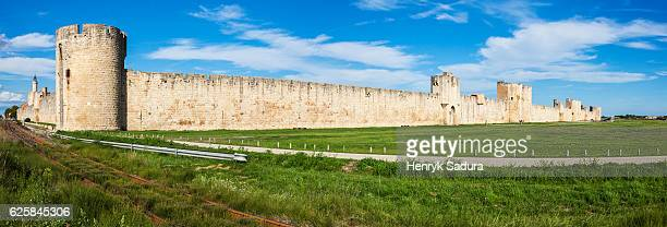 Old town of Aigues-Mortes