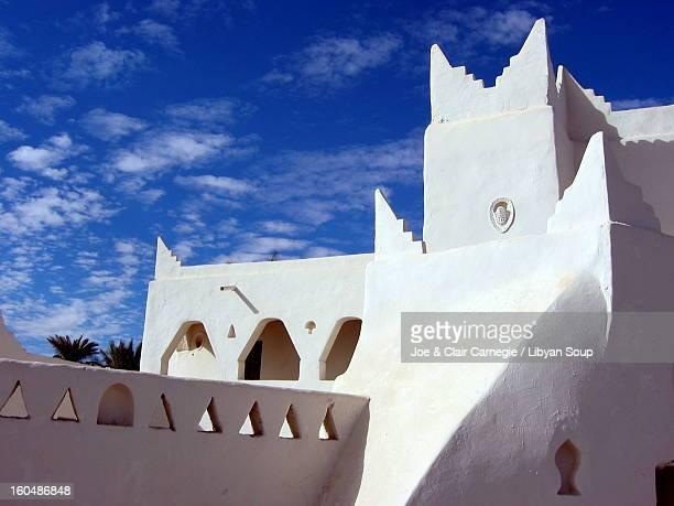 Old Town of Ghadames, Libya.