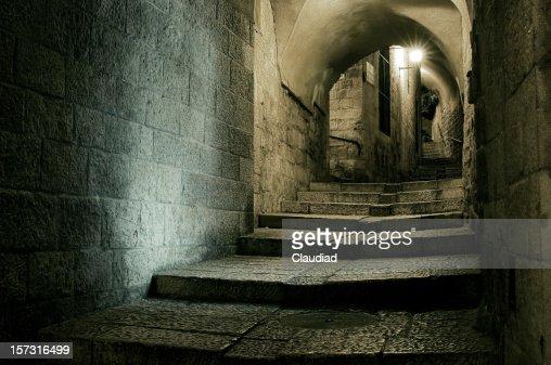 Old town of Jerusalem