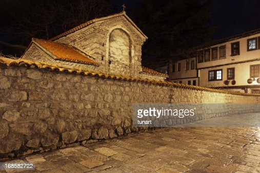 Old town of Ohrid, Republic of Macedonia