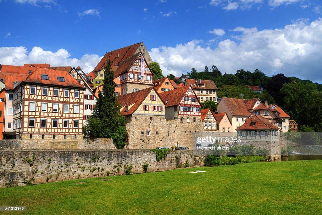 Old Town of Schwabisch Hall