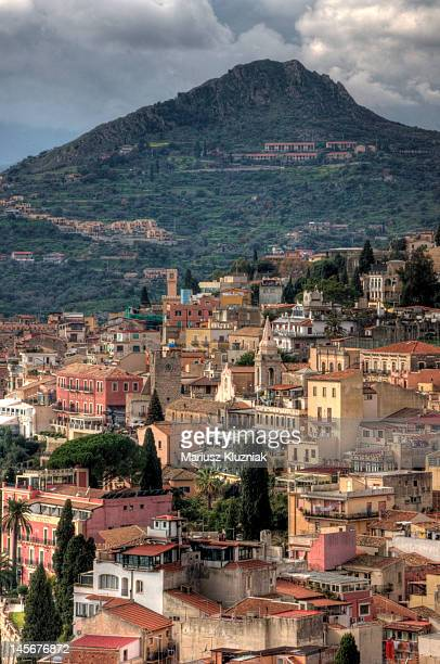 Old town of Taormina, Eastern  Sicily