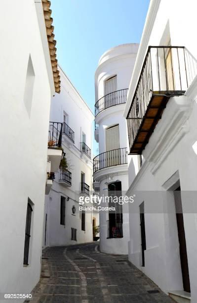 Old town of Vejer de la Frontera