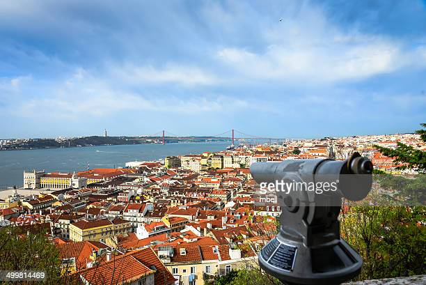 Old Town viewed from Castelo de S?o Jorge - Lisbon