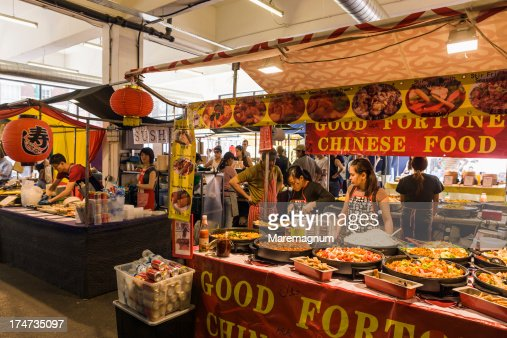 Sunday Only Food Market London