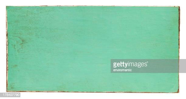 Turquesa painel de madeira Velha de fundo.