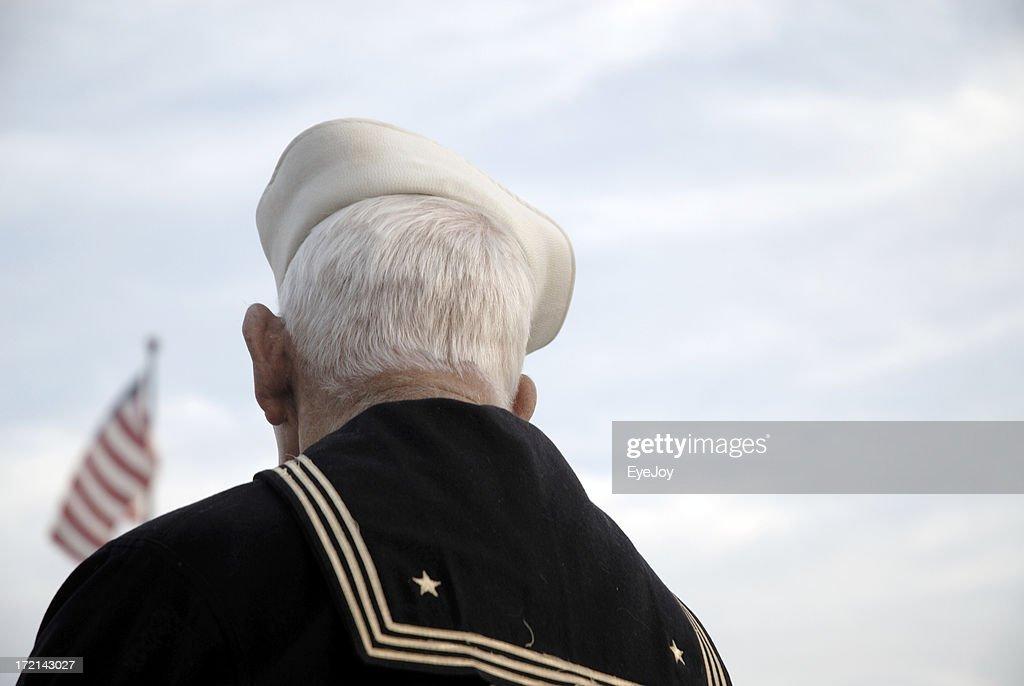 Old Veteran Sailor