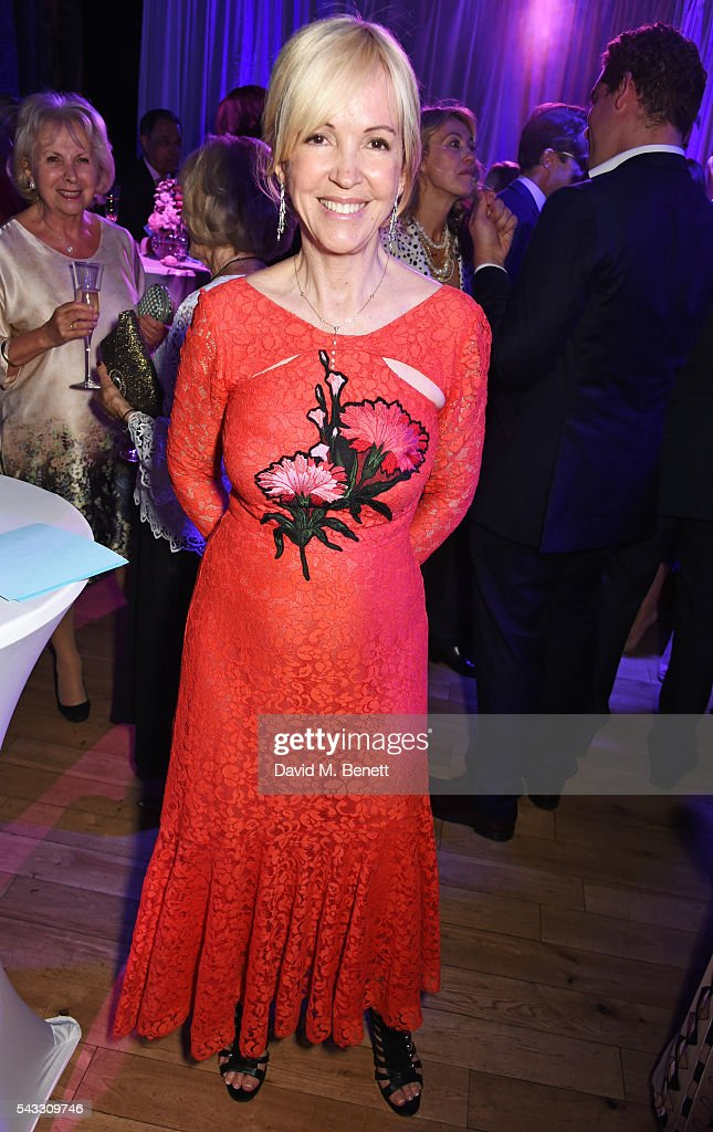 Old Vic CEO Sally Greene attends the Summer Gala for The Old Vic at The Brewery on June 27, 2016 in London, England.
