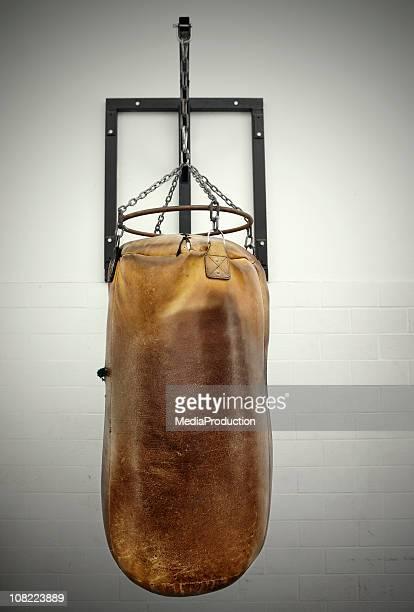 Old Vintage Punching Bag