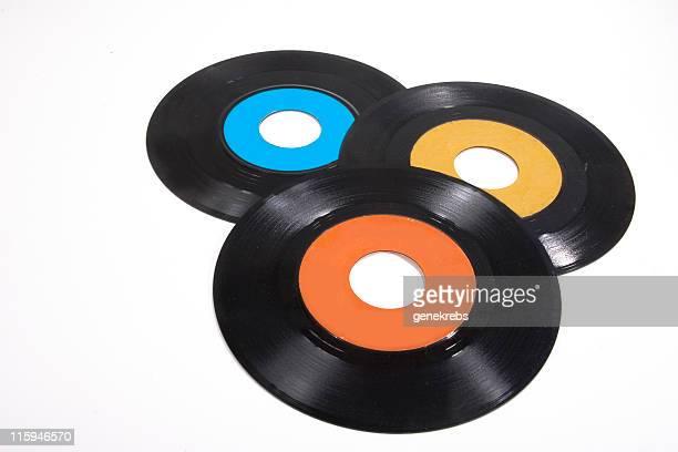 Old records 45 singles Vintage Vinyl 45 Records, Collectors Weekly