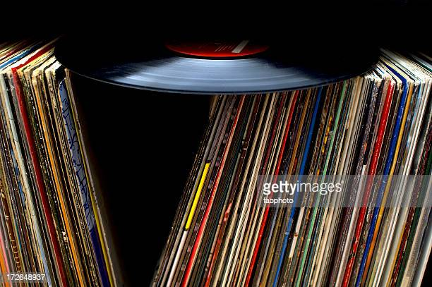 Old vinyl records 2