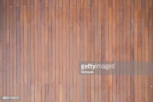 Old wall plank in red and brown tone, Plank several sheets used to make walls for background. : Stock Photo