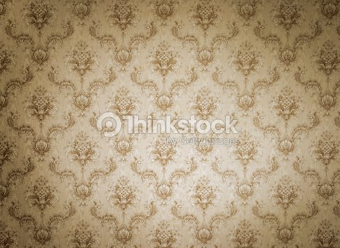 alte tapete stock foto thinkstock. Black Bedroom Furniture Sets. Home Design Ideas