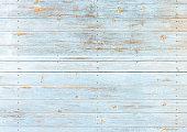 Vintage blue wood texture.