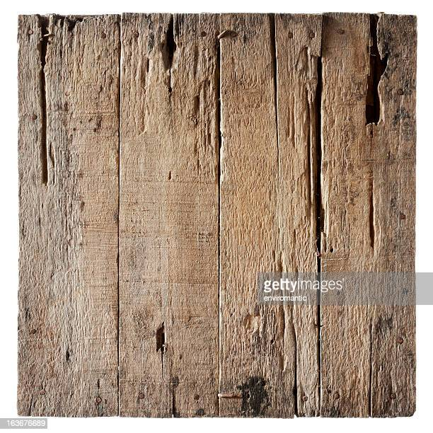 Old weathered wood background.