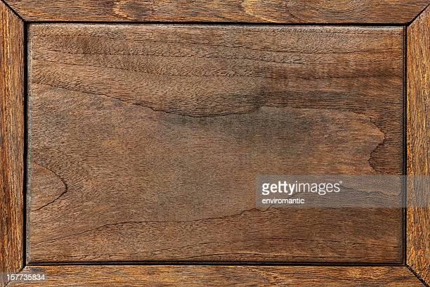 Vieux usé fond de bois planche à repasser.