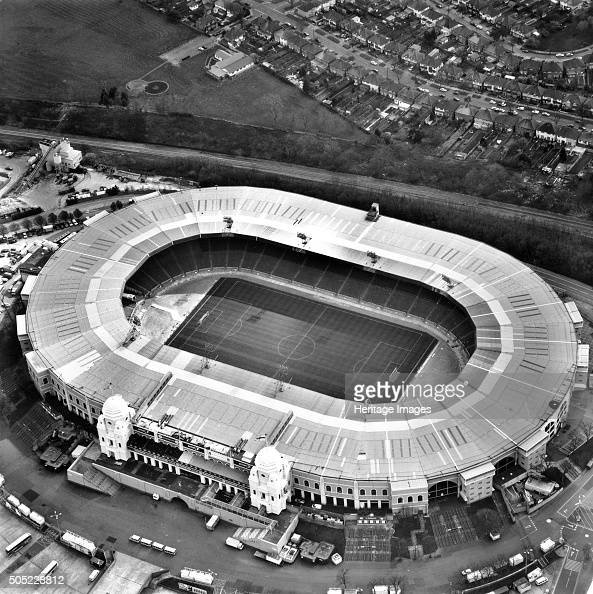 old wembley stadium by - photo #9