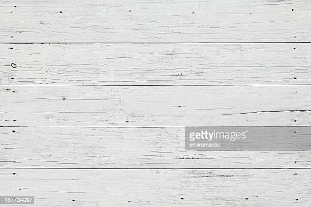 De madera vieja de fondo blanco.