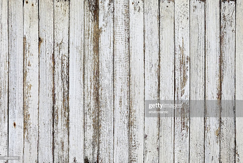 Old White Wooden Board Background Texture Stock Photo ...