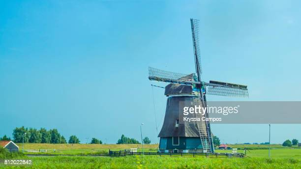 Old Windmill, Netherlands