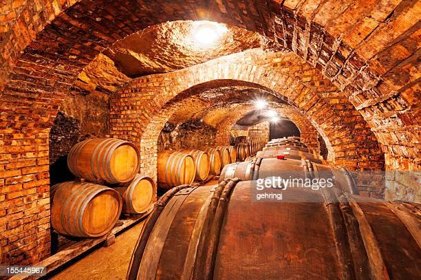 Ancienne cave à vin