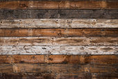 Reclaimed wooden planks background