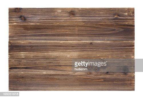 古い木目の背景(フルフレーム)
