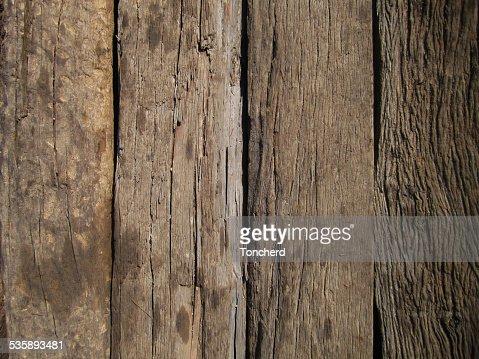 古い木 planks の質感 : ストックフォト