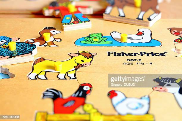 Fisher Price Stock Photos and Pictures