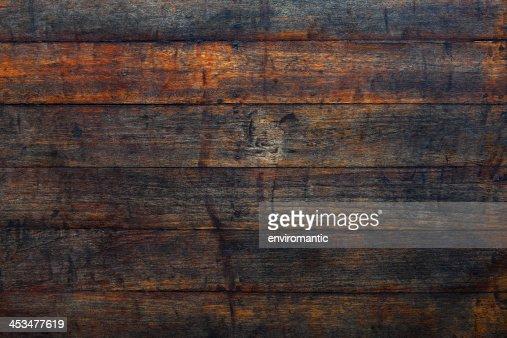 古い木製のフロアボードの背景。