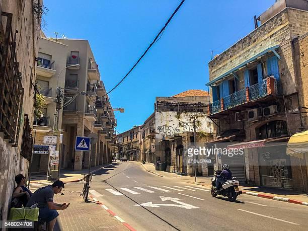 Alte Yafo Straßen, Tel Aviv, Israel