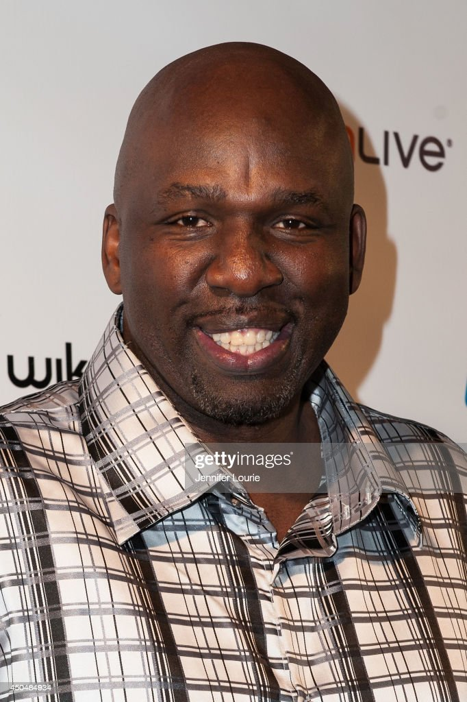 <a gi-track='captionPersonalityLinkClicked' href=/galleries/search?phrase=Olden+Polynice&family=editorial&specificpeople=208233 ng-click='$event.stopPropagation()'>Olden Polynice</a> attends the Wikipad & OnLive E3 Party at the Elevate Lounge on June 11, 2014 in Los Angeles, California.