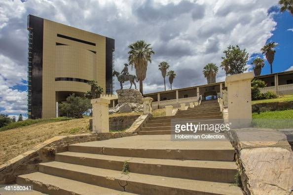 Oldest Building Known as The Alte Feste in Namibia Situated in Windhoek the Capitol of Namibia