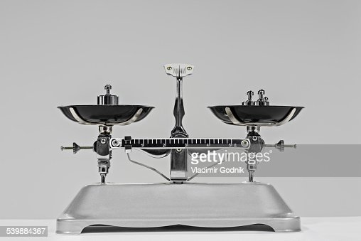 Weight Balance Scale Stock Photos And Pictures Getty Images