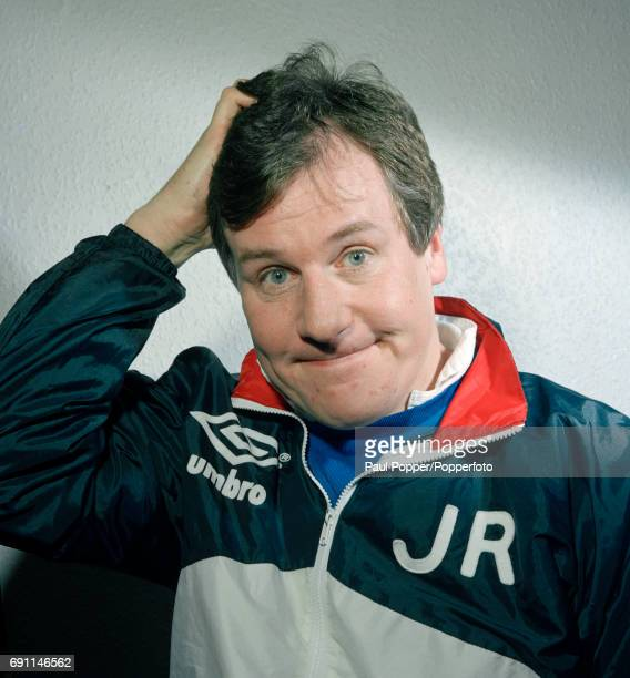 Oldham Athletic manager Joe Royle circa April 1990