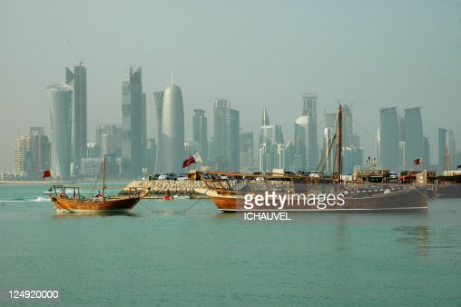 Olds boats and buildings : Foto de stock