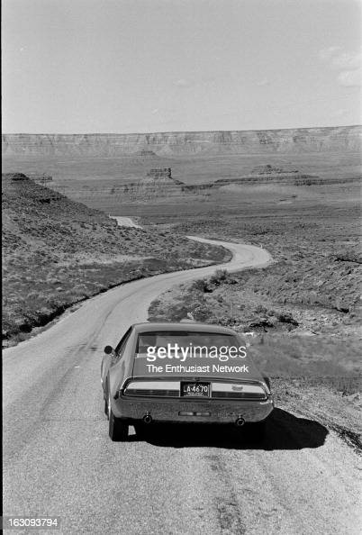 1966 oldsmobile toronado cross country road test pictures for Motor trend crossover of the year