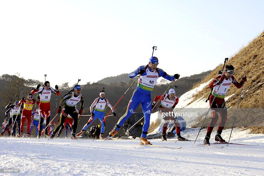 Biathlon World Championships 2009 #