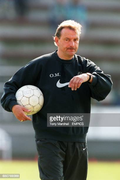 Ole Morch AB coach